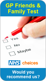 Would you recommend Helsby Street Medical Centre to Friends and Family?